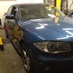 BMWの雨漏れ修理